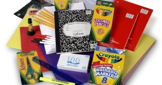 school supplies web