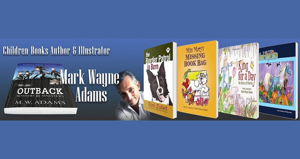 Mark Wayne Adams
